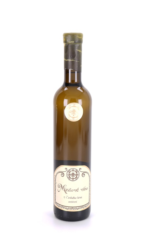 Jaroslav Lstibůrek: Archive honey wine