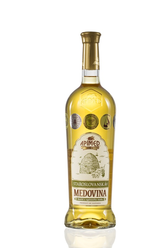 Ing. Peter Kudláč - APIMED: Staroslovanská medovina (Old Slavic light mead)